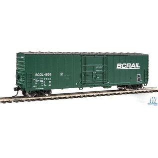 Walthers Mainline 50' INSULATED BOX BCOL HO