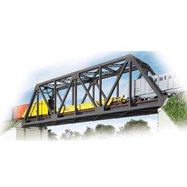 Walthers Cornerstone SINGLE TRACK TRUSS BRIDGE KIT HO
