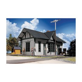 Walthers Cornerstone GOLDEN VALLEY DEPOT KIT HO