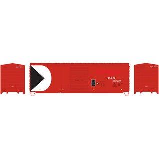 Athearn 40' MODERN BOXCAR E&N EX CP #292407 HO