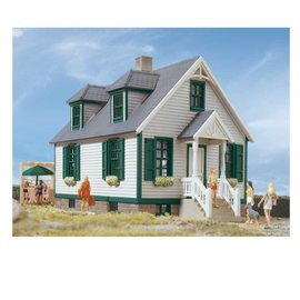 Walthers Cornerstone LAKE FOREST COTTAGE KIT HO