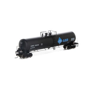Athearn 30K Gallon Ethanol Tank ADM N
