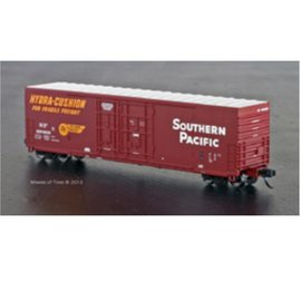 Wheels of Time 50' 70T BOXCAR BN N