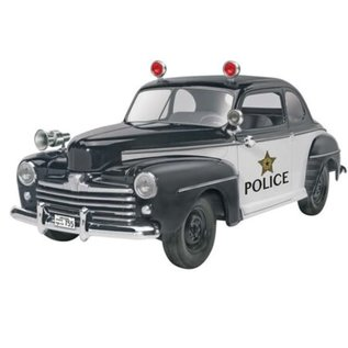 Revell 1/24 1948 Ford Police Coupe