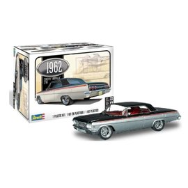 Revell 1/25 62 Chevy Impala Hardtop