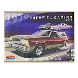 Revell 1/24 1978 Chevy El Camino 3'N1