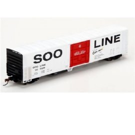 Intermountain 57' REEFER SOO LINE HO