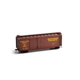 Athearn 40' DD BOX UP HO