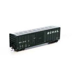 Athearn 50' COMBO BOX, BCR HO