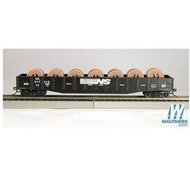 54' Gondola w/ Cable Load NS HO - Clearance