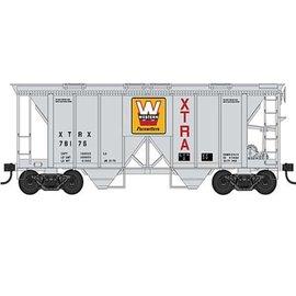 Bowser Trains 70T 2 BAY HOPPER XWP HO