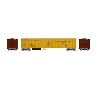 Roundhouse 50' SMOOTH SIDE MECH REEFER FGE HO
