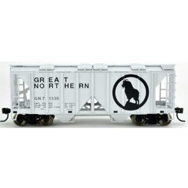 Bowser Trains 70T 2-BAY HOPPER GTW HO
