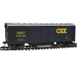Walthers Trainline 40' TRACK CLEANING CAR CSX