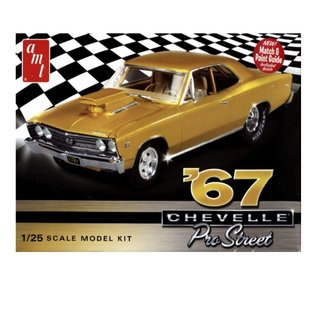 AMT 1/25 1967 CHEVELLE PRO STREET