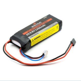 Spektrum 6.6V 1450mah 2S LI-FE REC battery
