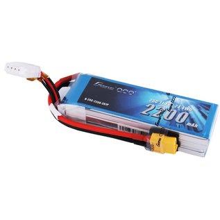 Gens Ace 11.1V 2200mah 3S 25C LIPO XT60