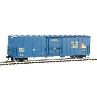 Walthers Mainline 50' FGE INSL. BOXCAR GOLDEN WEST HO
