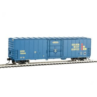 Walthers Mainline 50' INSL BOXCAR GOLDEN HO