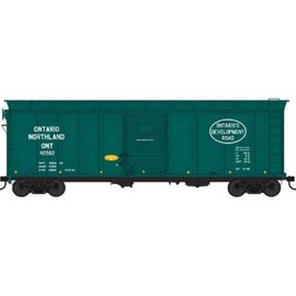 Bowser Trains HO 40' Box, ONT #90998