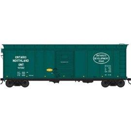 Bowser Trains HO 40' Box, ONT #90582
