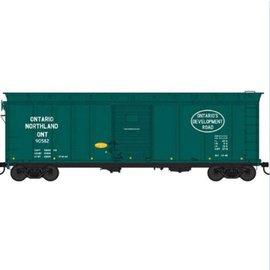 Bowser Trains HO 40' Box, Ontario Northland #90975
