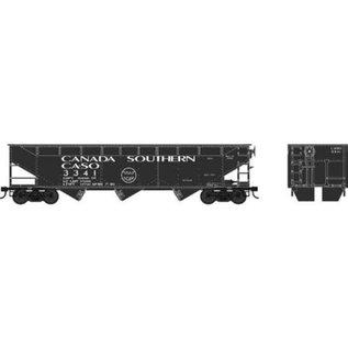 Bowser Trains HO 70-Ton Offset Hopper, Canada Southern #3354