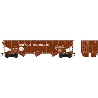 Bowser Trains 70-TON OFFSET HOPPER, ONT HO