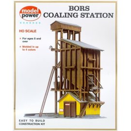 Modelpower BORS COALING STATION HO