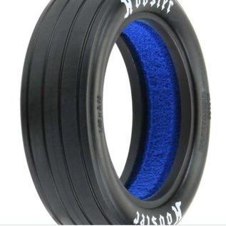 Pro-Line Racing 2.2 Hoosier Drag Slick SC MC TiresFront