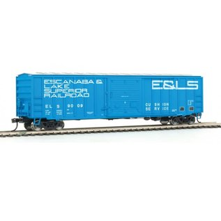 Walthers Mainline 50' ACF BOXCAR BN&SF HO
