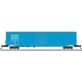 Atlas N 60'  Single Door Auto Box, CN #799443