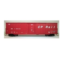 Fox Valley Models 7 POST BOX, CPR/RED #4 HO