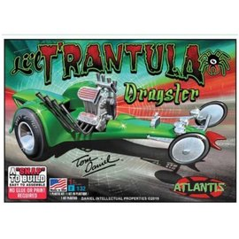 Atlantis Tom Daniel Lil Trantula Show Rod Snap 1/32