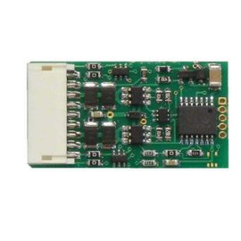 NCE D13J 4 FUNTION DECODER W/9 PIN PLUG