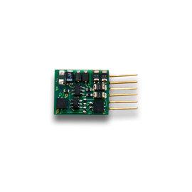 Soundtraxx N SCALE 2 FUNC. MOB. DEC 6 PIN NEM651