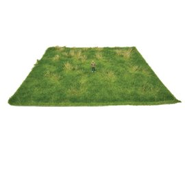 Walthers Scenemaster GRASS MAT SPRING MEADOW