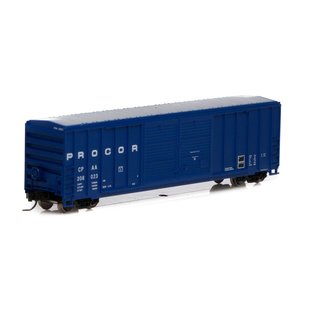 Athearn 50' FMC CENTERED DOUBLE DOOR BOX CAR N