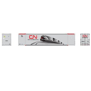 Rapido Trains 53' HIGH CUBE CONT. CNRU/CN HO