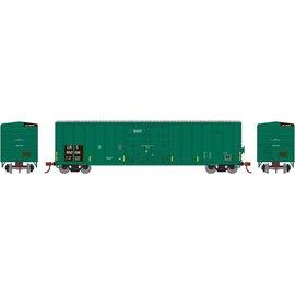Athearn N 50' FMC Superior Plug Door Box, LRS #902018