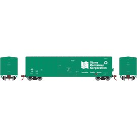 Athearn N 50' FMC Superior Plug Door Box, AG #1037