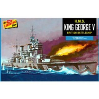 Lindberg 1/750 HMS KING GEORGE V
