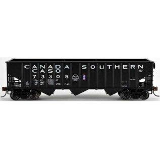 Bowser Trains 70 TON 14 PANEL HOPPER CASO HO