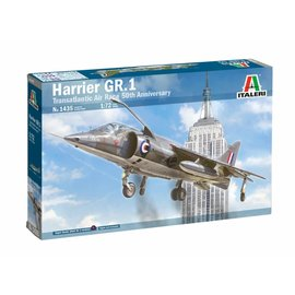 Italeri 1/72 Hawker Harrier GR.1 Transatlantic Race