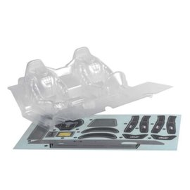 Axial INTERIOR SET .040 CLEAR RR10
