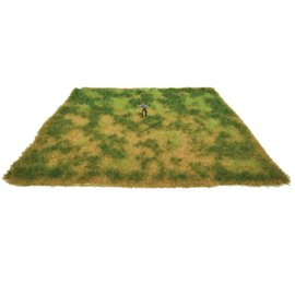 Walthers Scenemaster GRASS MAT FALL MEADOW