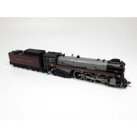 Rapido Trains ROYAL HUDSON H1c DCC/SND HO - Clearance