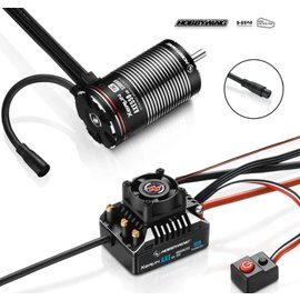 Hobbywing Xerun AXE 550 3300KV R2 System for Crawlers
