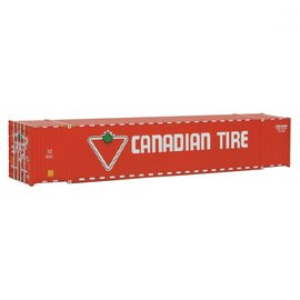 Walthers Scenemaster 53' CONTAINER CDN TIRE HO