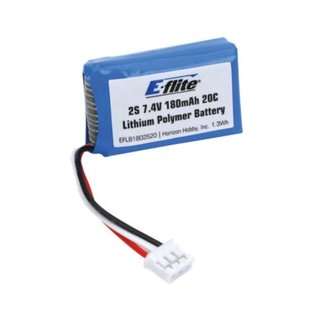 E-Flite 7.4V 180mah 2S 20C BEAST